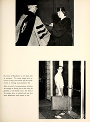 Page 17, 1963 Edition, Manchester College - Aurora Yearbook (North Manchester, IN) online yearbook collection