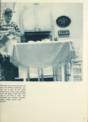Page 17, 1972 Edition, Manchester College - Aurora Yearbook (North Manchester, IN) online yearbook collection