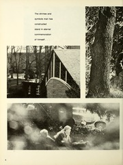 Page 10, 1975 Edition, Manchester College - Aurora Yearbook (North Manchester, IN) online yearbook collection