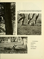Page 11, 1975 Edition, Manchester College - Aurora Yearbook (North Manchester, IN) online yearbook collection