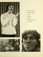 Page 15, 1975 Edition, Manchester College - Aurora Yearbook (North Manchester, IN) online yearbook collection