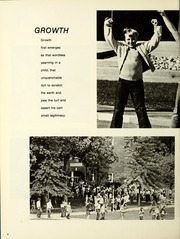 Page 8, 1975 Edition, Manchester College - Aurora Yearbook (North Manchester, IN) online yearbook collection