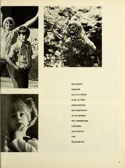 Page 9, 1975 Edition, Manchester College - Aurora Yearbook (North Manchester, IN) online yearbook collection
