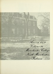 Page 5, 1979 Edition, Manchester College - Aurora Yearbook (North Manchester, IN) online yearbook collection
