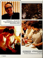 Page 10, 1982 Edition, Manchester College - Aurora Yearbook (North Manchester, IN) online yearbook collection