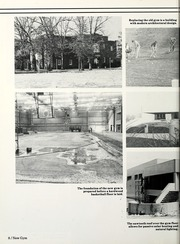 Page 12, 1982 Edition, Manchester College - Aurora Yearbook (North Manchester, IN) online yearbook collection
