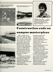 Page 13, 1982 Edition, Manchester College - Aurora Yearbook (North Manchester, IN) online yearbook collection