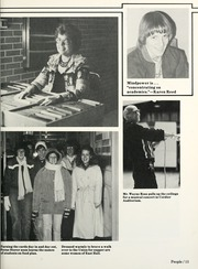 Page 17, 1982 Edition, Manchester College - Aurora Yearbook (North Manchester, IN) online yearbook collection