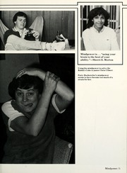 Page 9, 1982 Edition, Manchester College - Aurora Yearbook (North Manchester, IN) online yearbook collection