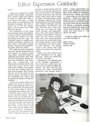 Page 180, 1988 Edition, Manchester College - Aurora Yearbook (North Manchester, IN) online yearbook collection