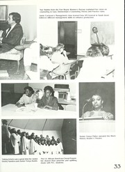 Page 37, 1988 Edition, Manchester College - Aurora Yearbook (North Manchester, IN) online yearbook collection