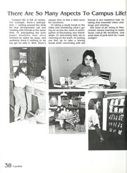 Page 42, 1988 Edition, Manchester College - Aurora Yearbook (North Manchester, IN) online yearbook collection