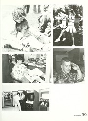 Page 43, 1988 Edition, Manchester College - Aurora Yearbook (North Manchester, IN) online yearbook collection