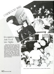 Page 44, 1988 Edition, Manchester College - Aurora Yearbook (North Manchester, IN) online yearbook collection