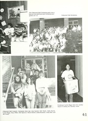 Page 45, 1988 Edition, Manchester College - Aurora Yearbook (North Manchester, IN) online yearbook collection