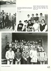 Page 47, 1988 Edition, Manchester College - Aurora Yearbook (North Manchester, IN) online yearbook collection