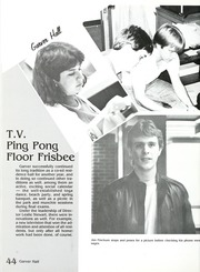 Page 48, 1988 Edition, Manchester College - Aurora Yearbook (North Manchester, IN) online yearbook collection