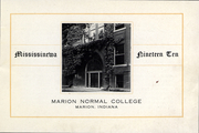 Page 4, 1910 Edition, Marion University - Marionette Yearbook (Marion, IN) online yearbook collection