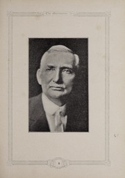 Page 9, 1924 Edition, Marion University - Marionette Yearbook (Marion, IN) online yearbook collection