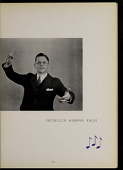Page 13, 1939 Edition, Marion University - Marionette Yearbook (Marion, IN) online yearbook collection