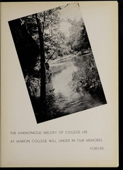 Page 7, 1939 Edition, Marion University - Marionette Yearbook (Marion, IN) online yearbook collection