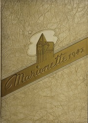 Page 1, 1942 Edition, Marion University - Marionette Yearbook (Marion, IN) online yearbook collection
