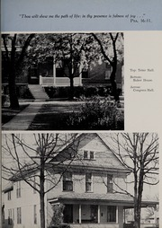 Page 13, 1946 Edition, Marion University - Marionette Yearbook (Marion, IN) online yearbook collection