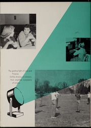 Page 10, 1955 Edition, Marion University - Marionette Yearbook (Marion, IN) online yearbook collection