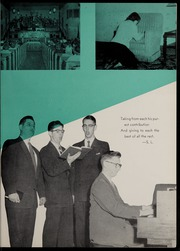 Page 11, 1955 Edition, Marion University - Marionette Yearbook (Marion, IN) online yearbook collection