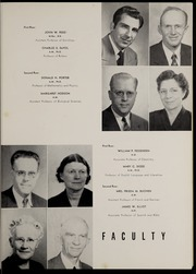 Page 17, 1955 Edition, Marion University - Marionette Yearbook (Marion, IN) online yearbook collection