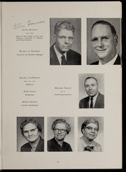 Page 17, 1957 Edition, Marion University - Marionette Yearbook (Marion, IN) online yearbook collection