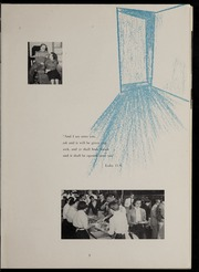 Page 9, 1957 Edition, Marion University - Marionette Yearbook (Marion, IN) online yearbook collection