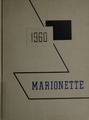 1960 Edition, Marion University - Marionette Yearbook (Marion, IN)