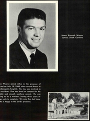 Page 13, 1961 Edition, Marion University - Marionette Yearbook (Marion, IN) online yearbook collection