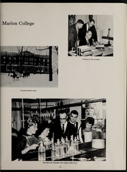 Page 9, 1963 Edition, Marion University - Marionette Yearbook (Marion, IN) online yearbook collection
