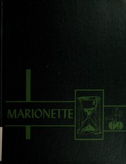 Page 1, 1969 Edition, Marion University - Marionette Yearbook (Marion, IN) online yearbook collection