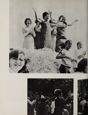 Page 10, 1969 Edition, Marion University - Marionette Yearbook (Marion, IN) online yearbook collection