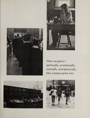 Page 15, 1969 Edition, Marion University - Marionette Yearbook (Marion, IN) online yearbook collection