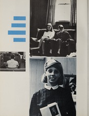 Page 16, 1969 Edition, Marion University - Marionette Yearbook (Marion, IN) online yearbook collection