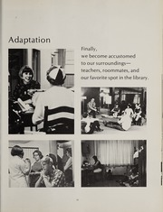 Page 17, 1969 Edition, Marion University - Marionette Yearbook (Marion, IN) online yearbook collection