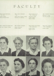 Page 13, 1946 Edition, Baugo Township High School - School Bell Echoes Yearbook (Elkhart, IN) online yearbook collection