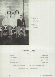 Page 16, 1946 Edition, Baugo Township High School - School Bell Echoes Yearbook (Elkhart, IN) online yearbook collection
