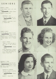 Page 17, 1946 Edition, Baugo Township High School - School Bell Echoes Yearbook (Elkhart, IN) online yearbook collection