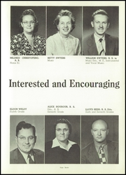 Page 11, 1950 Edition, Baugo Township High School - School Bell Echoes Yearbook (Elkhart, IN) online yearbook collection