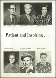 Page 12, 1950 Edition, Baugo Township High School - School Bell Echoes Yearbook (Elkhart, IN) online yearbook collection