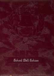 Page 1, 1952 Edition, Baugo Township High School - School Bell Echoes Yearbook (Elkhart, IN) online yearbook collection