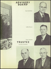 Page 11, 1952 Edition, Baugo Township High School - School Bell Echoes Yearbook (Elkhart, IN) online yearbook collection