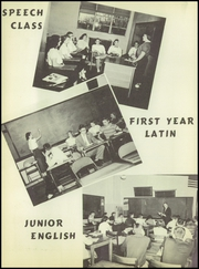 Page 14, 1952 Edition, Baugo Township High School - School Bell Echoes Yearbook (Elkhart, IN) online yearbook collection