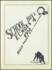 Page 5, 1952 Edition, Baugo Township High School - School Bell Echoes Yearbook (Elkhart, IN) online yearbook collection