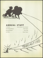 Page 6, 1952 Edition, Baugo Township High School - School Bell Echoes Yearbook (Elkhart, IN) online yearbook collection